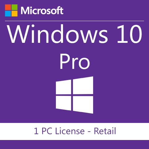 Windows 10 Pro Key bản quyền – Active 1 máy